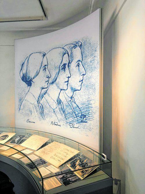 Im Geburtshaus von Franz Liszt wurde ein Museum eingerichtet.