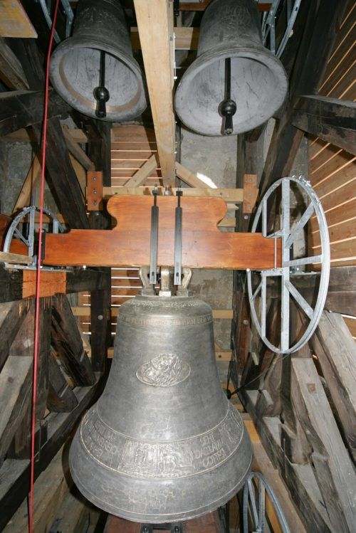In der Zeit von 28. November bis 26. Dezember werden die Glocken um 20 Uhr für fünf Minuten ertönen.VN