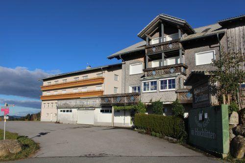 In Riefensberg war das Hochlitten im Sommer 2019 geschlossen, das erklärt den erfreulichen Nächtigungszuwachs in der Sommersaison 2020. STP/2