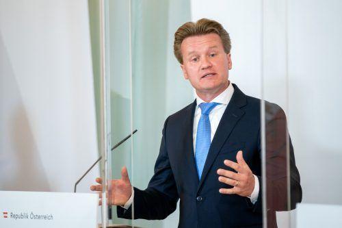 """Industriellenpräsident Knill: """"Wir müssen die Digitalisierung weiter voranbringen und die öffentliche Verwaltung muss effizenter werden."""""""