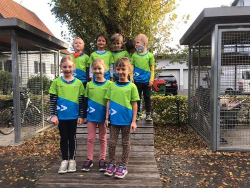 Insgesamt 3264 Kinder gaben bei der Kindermarathon-Challenge Gas. vlk