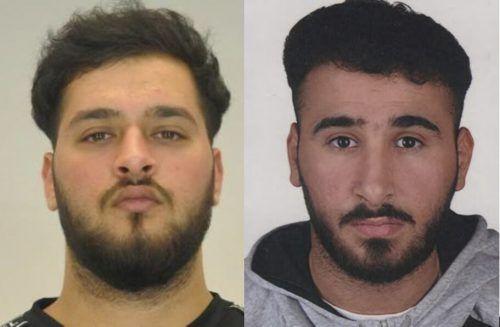 Interpol sucht nach den Berliner Remmo-Clan-Zwillingen. AP