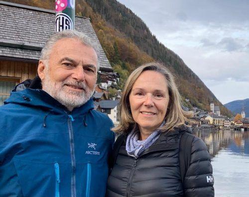 John und Linda Rigley erwogen Auswanderung aus Trump-Amerika. Riegley