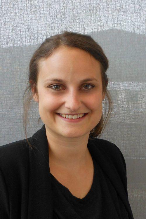 Julia Nesensohn engagiert sich bei der Suche nach dem passenden Beruf. Bi