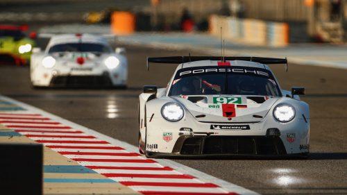 Kévin Estre und sein Porsche-Team fuhren am Saisonende nochmals zu Rang eins.noger