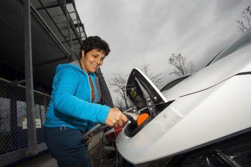 Landespolitik will bei E-Mobilität für Rückenwind sorgen. VN/PaUlitsch