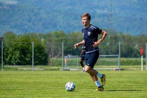 Lars Nussbaumer, zu Saisonbeginn an Kooperationsklub FC Dornbirn verliehen, wurde vom SCR Altach nunmehr zurückgeholt.gepa
