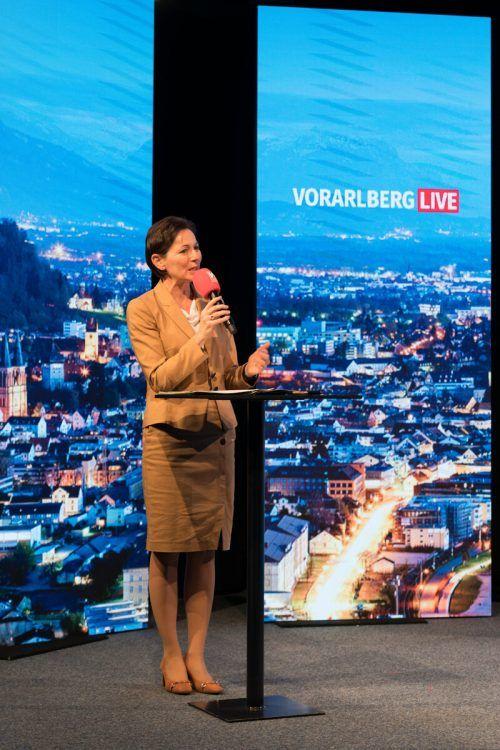 Martina Rüscher hofft, dass die Maßnahmen bald wirken.vn/stiplovsek
