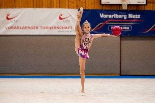 Melina Märk wurde in der Jugend-2-Klasse je einmal Meisterin und Vizemeisterin.ÖTF
