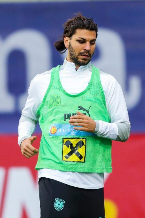 Mit Österreich in die A-Gruppe der Nations League, das will Aleksandar Dragovic.gepa