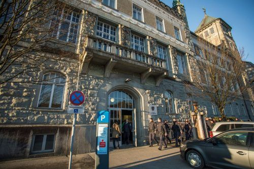 Mögliche Amtshaftungsklagen werden in Vorarlberg am Landesgericht Feldkirch verhandelt. VN/PAulitsch