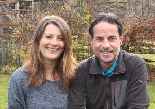 Nicole und Christof Gunz fanden als Pflegeeltern eine erfüllende Aufgabe. voki