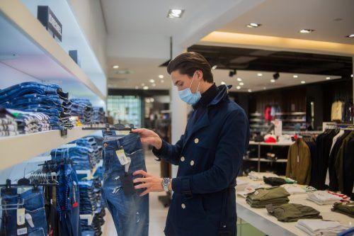 Mit der Weihnachtsaktion soll für die Bludenzer Wirtschaft ein neuer Impuls gesetzt werden.VN/Steurer