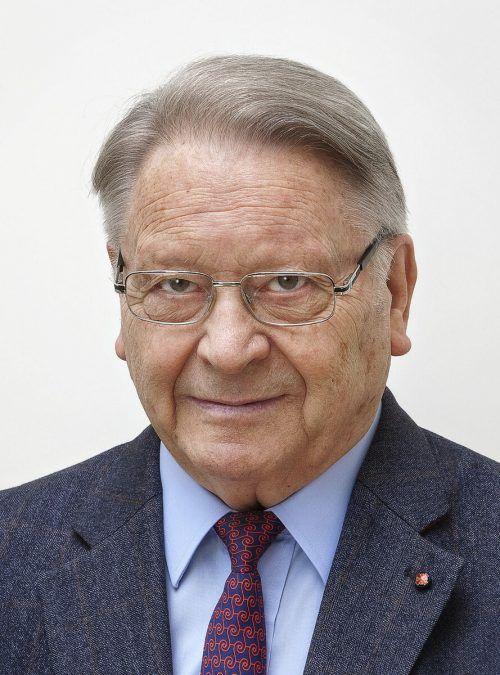 Oswald A. Brunner: Sein Wirken wird bleibende Spuren hinterlassen.