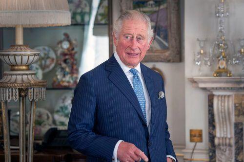 Prinz Charles stellt eine nachhaltige Luxuskollektion vor. AFP