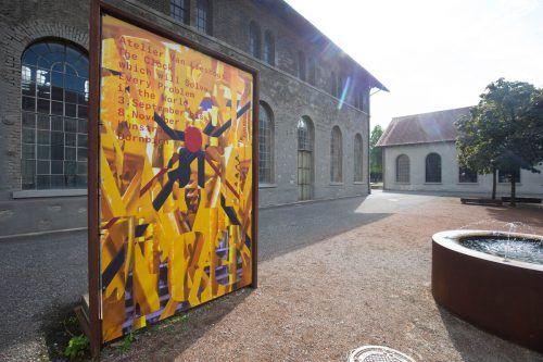Programm des Kunstraum Dornbirn wird mit Claudia Comte fortgesetzt. VN/KH