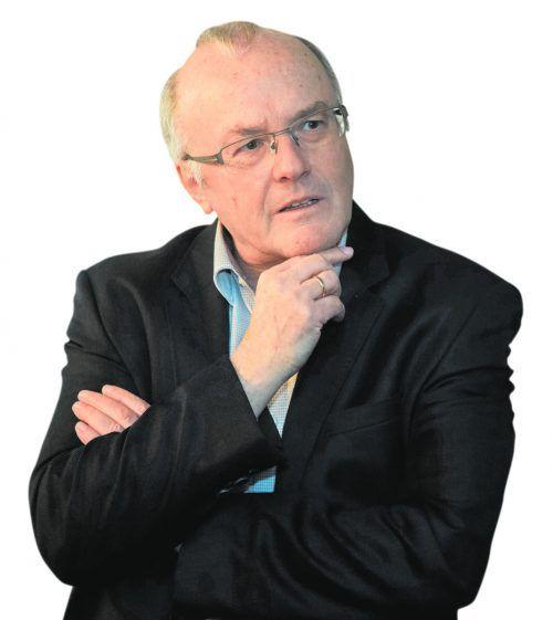 Reinhard Haller warnt vor Panik. VN/Paulitsch