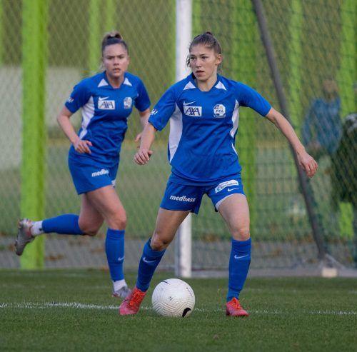 Sarah Klotz lieferte für den FC Luzern erneut eine starke Leistung ab.Hep