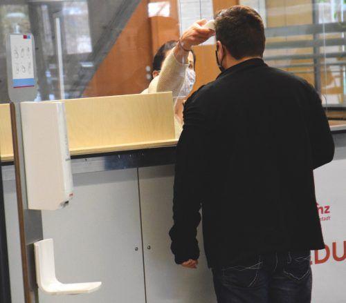 Termine im Rathaus Bludenz sind ab sofort nur noch nach vorheriger telefonischer Vereinbarung möglich.Stadt Bludenz