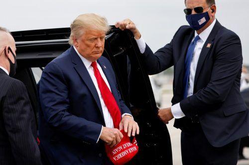 Trump will seine Niederlage nicht eingestehen. Reuters