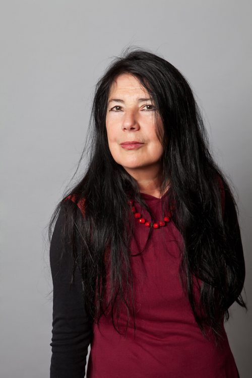Veza-Canetti-Preisträgerin Petra Ganglbauer leitet den digitalen Lyrikworkshop.Lipusz