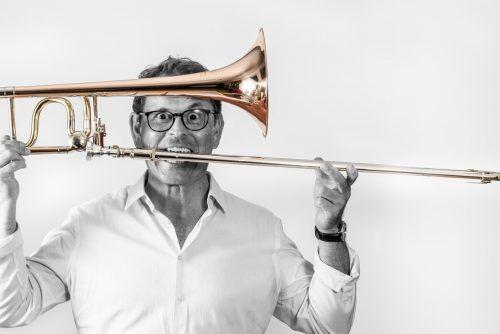 Wolfgang Bilgeri schätzt die freundschaftlichen Beziehungen unter den Musikern. Dubsek