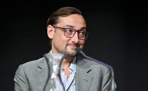 Xaver Bayer überzeugte die Jury mit seinem Erzählband.apa