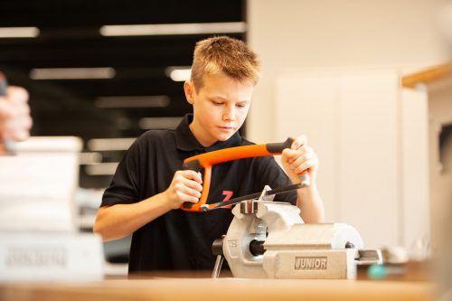 Z Werkzeugbau ist einer der Betriebe, die die Chancentage ermöglichten. FA
