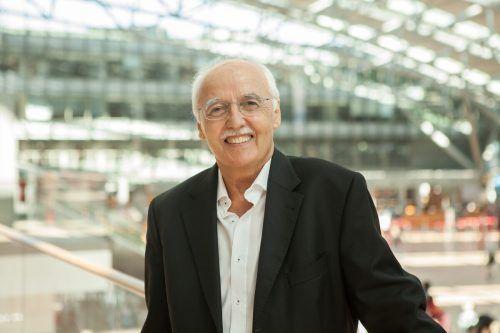 Zukunftsforscher Horst Opaschowski gab den Teilnehmern des Wirtschaftsforums einen Einblick in die Veränderungen und den Wandel, der durch Corona ausgelöst wurde.