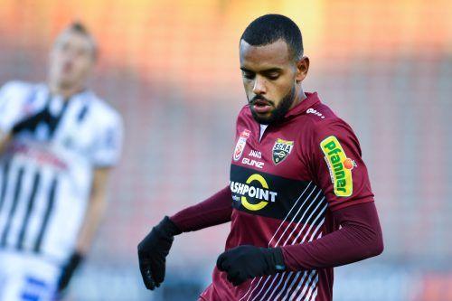 Anderson Dos Santos Gomes erholt sich bereits in seiner Heimat Brasilien.gepa
