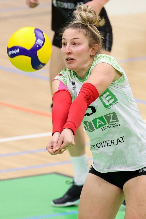 Anna Oberhauser und Graz sind im Europacup in Istanbul im Einsatz.GEPA