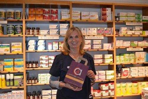 Apothekerin Petra Ertl-Vallaster ist eine gezielte Hilfe für Menschen in Armut ein großes Anliegen.BI