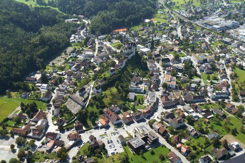 Der Masterplan für die Ortskernentwicklung wird heute Abend bei der Gemeindevertretungssitzung auf den Tisch gelegt. R.,Knecht/VN-TK