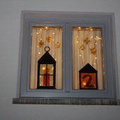 """<p class=""""caption"""">... beim Haus von Karin und Harald Fetz.</p>"""