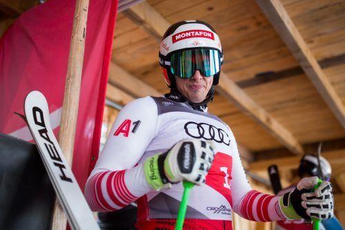 Bereit für den Start in die neue Saison: Skicrosser Frederic Berthold.gepa