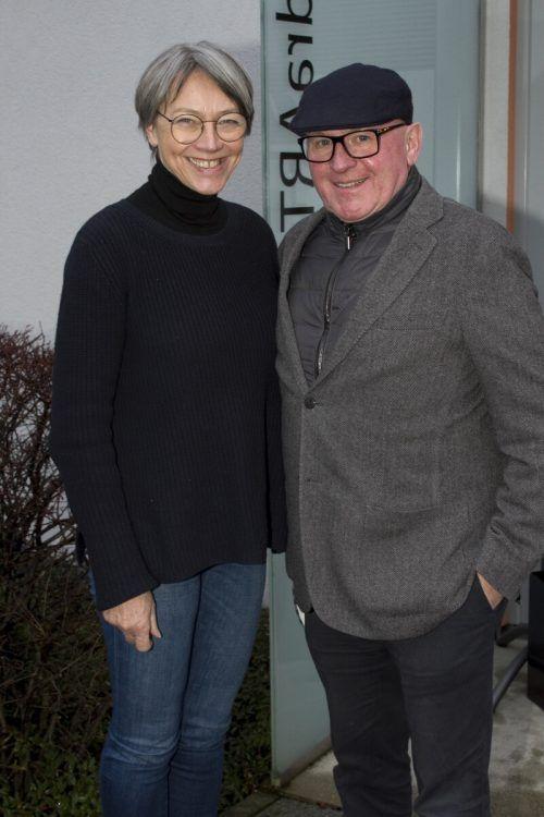 Carmen Pfanner und Roland Jörg schauten ebenso vorbei.
