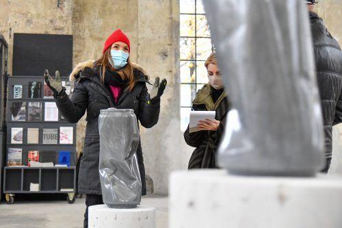 Claudia Comte gelingt im Kunstraum Großartiges.