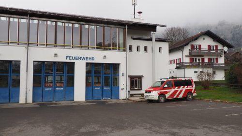 Das Feuerwehrhaus Schnifis wird vergrößert. Die Details werden in den nächsten Monaten geklärt.Egle
