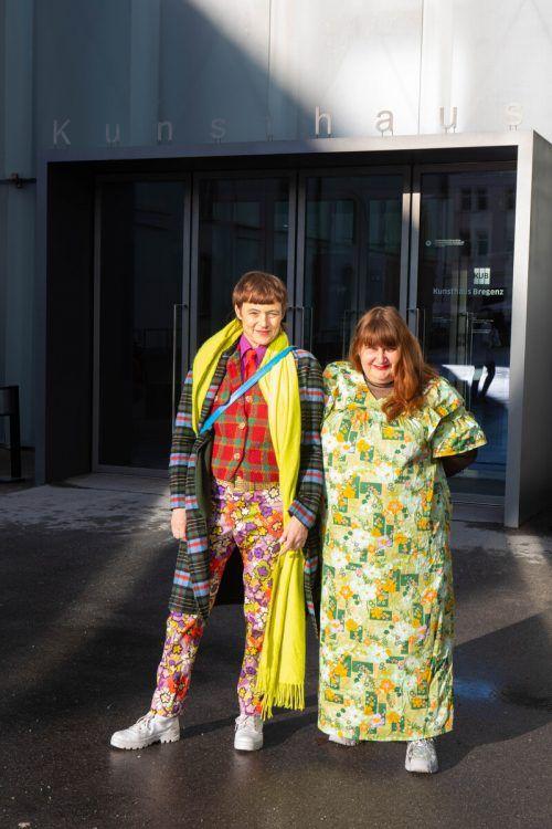 Dem KUB gelang ein Coup: Ashley Hans Scheirl und Jakob Lena Knebl werden im Österreich-Pavillon bei der nächsten Kunst-Biennale in Venedig vertreten sein.
