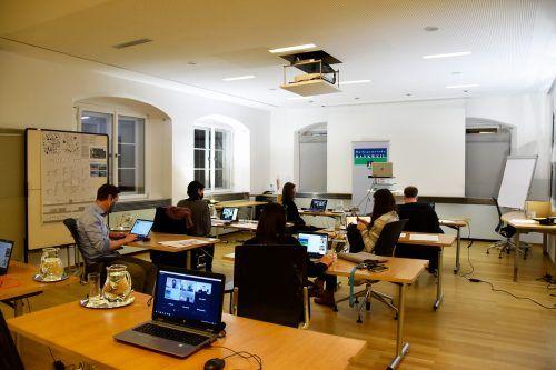 Der dritte von vier Workshops zur Ortskernentwicklung hat in Form einer Online-Konferenz stattgefunden.Marktgemeinde