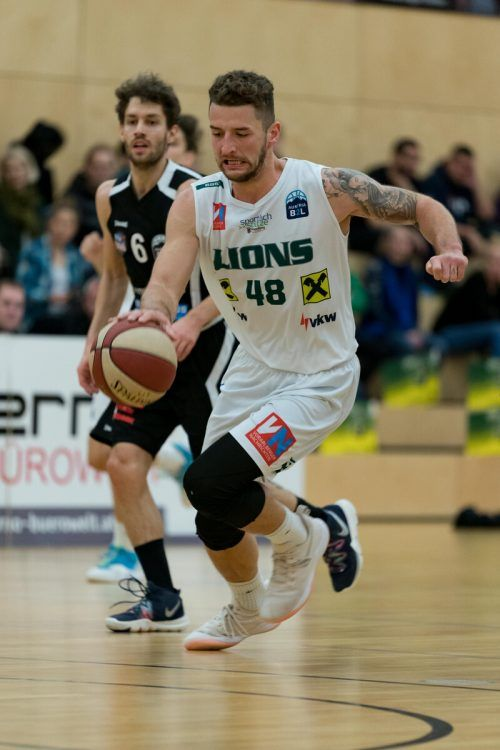Der Ex-Dornbirner Timur Bas ist neu bei Ligakonkurrent Raiders Tirol.VN/Stiplovsek