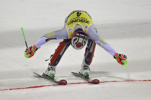 Der Norweger Henrik Kristoffersen feierte beim historischen 500. Slalom in der Weltcupgeschichte seinem 22. Weltcupsieg.Gepa