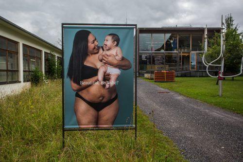 """Die Ausstellung """"Geburtskultur"""" im Frauenmuseum wird nach dem Lockdown fortgesetzt. VN/Steurer"""