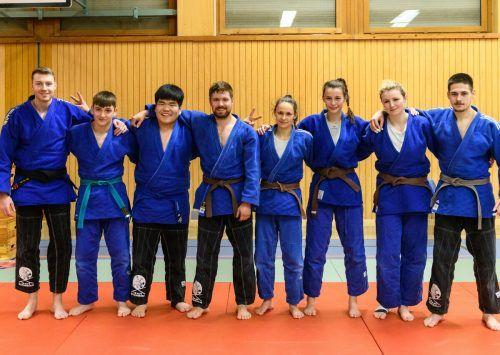 Die Dornbirner Judokas sicherten sich den Titel der allgemeinen Landesmannschaftsmeisterschaften.mima