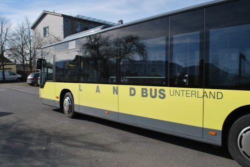 Die Fahrplanänderung bringt auch für Lustenau einige Änderungen mit sich.