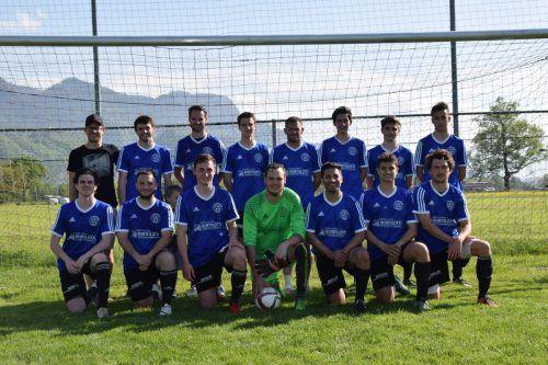 Die Spieler des FC Bürglegasse freuen sich auf die Feier im kommenden Sommer.FCB