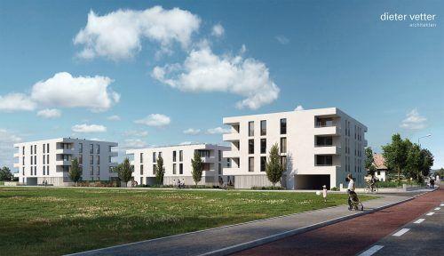 Die Wohnbauselbsthilfe verwaltet über 6000 Wohnungen im Land. WBS