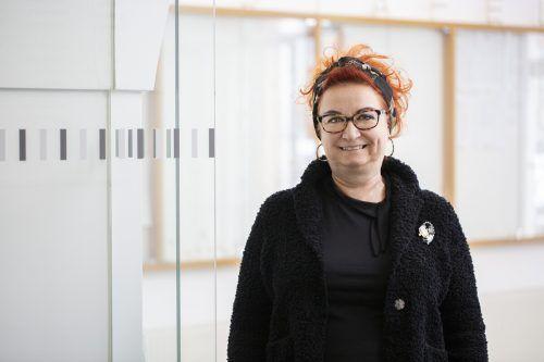 Doris Pfeiffer, Leiterin von Personalservice und -entwicklung in Bregenz. P. Rainer