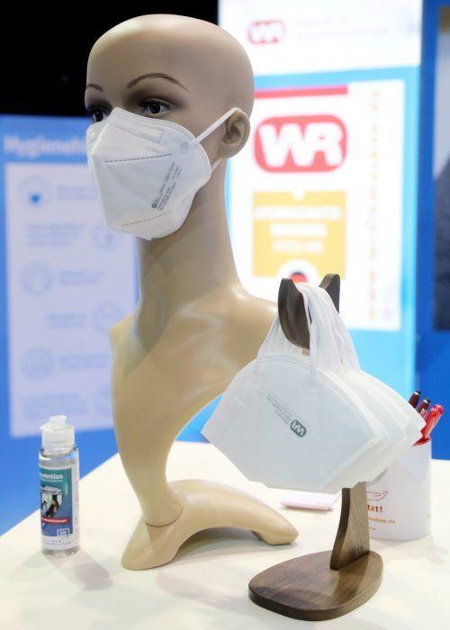 Ende Jänner sollten alle Über-65-Jährigen mit Masken versorgt sein.RTS