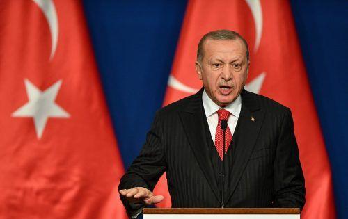 Erdogan will einen Neuanfang in den Beziehungen mit der EU. AFP